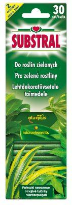 Lehtdekoratiivsed taimed väetisepulgad