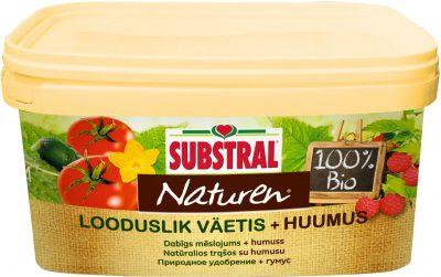 Naturen® Looduslik väetis + huumus