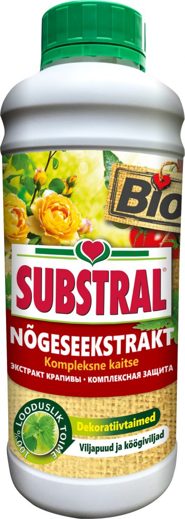 Kompleksne taimekaitse Bio, kõrvenõgese ekstrakt