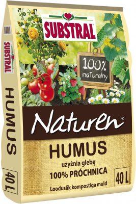 Naturen® Looduslik muld Terra Humus