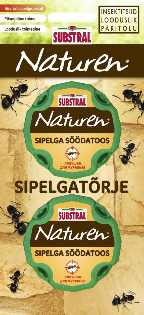 Naturen® sipelgate söödatoos