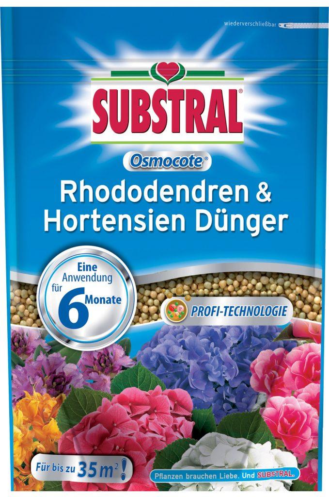 Osmocote® Rodode, hortensiate jt. happelembeste väetis 6 - kuud