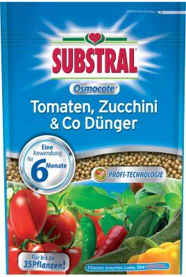 Osmocote® Tomati, paprika jt köögiviljade väetis 6 – kuud