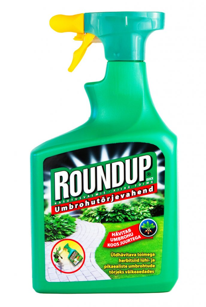 Roundup® Quick, herbitsiid