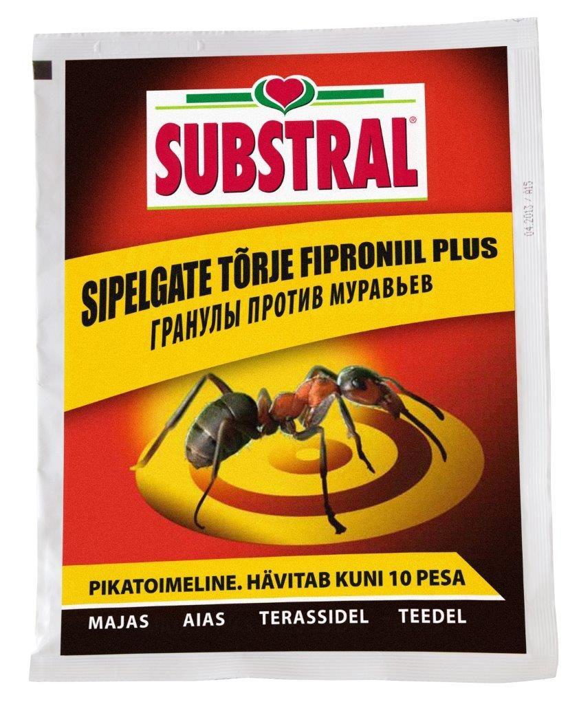 Sipelgate tõrjevahend Fiproniil Plus